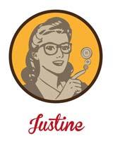 Blog tricot crochet Justine