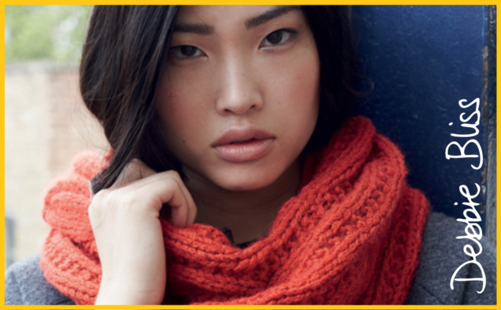 MODELE SNOOD AU TRICOT FACILE, Galerie Creation