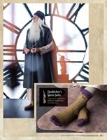Harry Potter Knits - Chaussettes de Dumbledore
