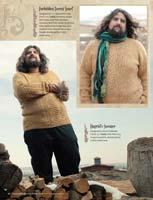 Harry Potter Knits - Echarpe et Pull de Hagrid