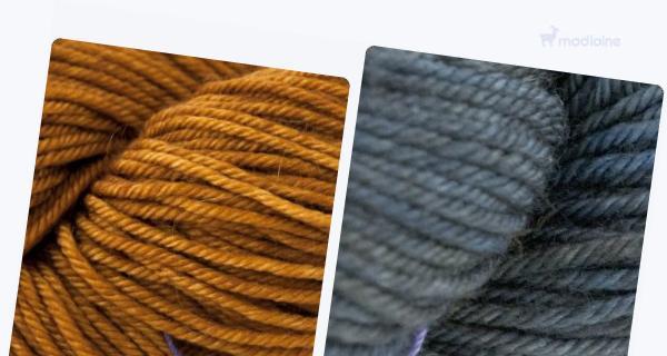 Comparer :  Tosh DK Glazed Pecan 154,  Tosh DK Thunderstorm 129