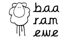Laine à tricoter Baa Ram Ewe