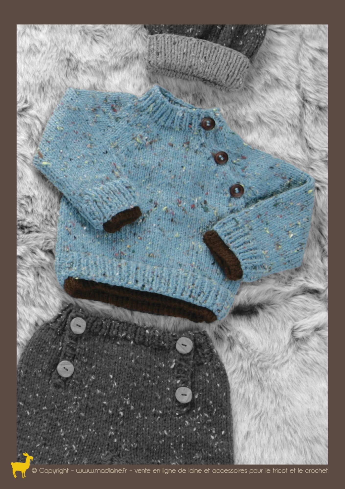 modèle tricot chale femme gratuit