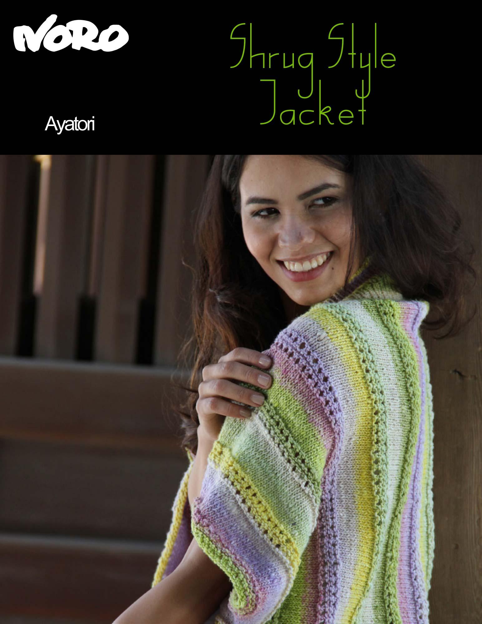 modele tricot noro