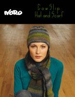modele-gratuit-noro-cowslip-hat-scarf