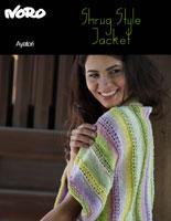 modele-gratuit-noro-shrug-style-jacket
