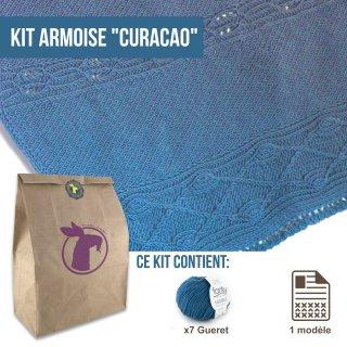 Kit Châle Armoise Curaçao - Madlaine
