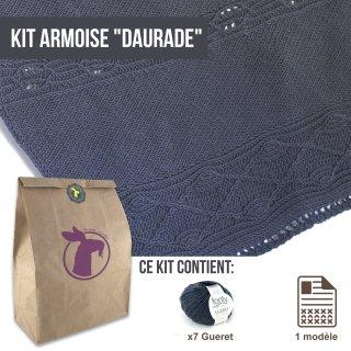 Kit Châle Armoise Daurade - Madlaine