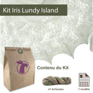 Kit Châle Iris Lace Lundy Island - Madlaine