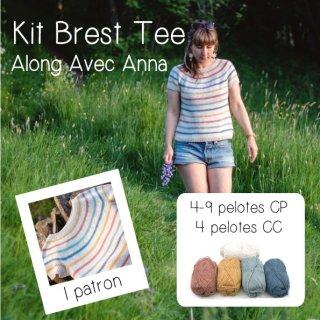 Kit Brest Tee Original - Madlaine