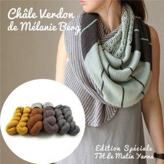 Kit Châle Verdon - Spécial #2 -
