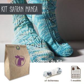 Kit Chaussettes Safran Manga - Madlaine