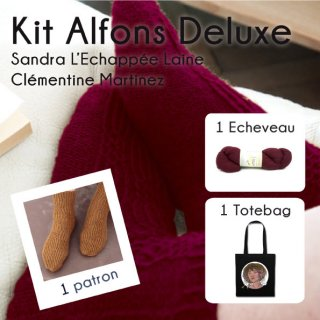 Kit Chaussettes Alfons Appleby Castle Deluxe 1 - Madlaine