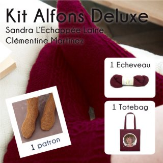 Kit Chaussettes Alfons Appleby Castle Deluxe 2 - Madlaine