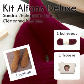Kit Chaussettes Alfons Appleby Castle Deluxe 3 - Madlaine