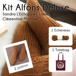 Kit Chaussettes Alfons Catbells Deluxe 2 - Madlaine