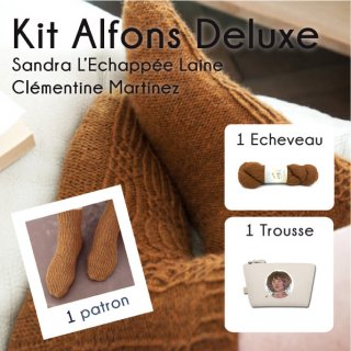 Kit Chaussettes Alfons Catbells Deluxe 3 - Madlaine