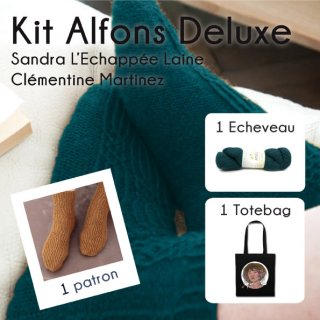 Kit Chaussettes Alfons Eden Valley Deluxe 1 - Madlaine