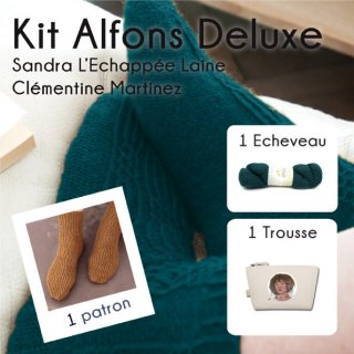 Kit Chaussettes Alfons Eden Valley Deluxe 3 - Madlaine