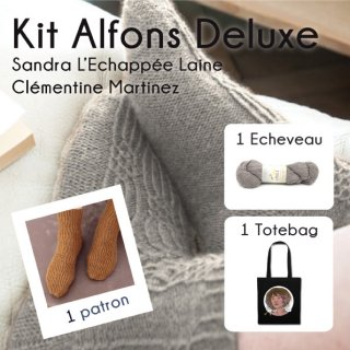 Kit Chaussettes Alfons Scaffel Pike Deluxe 1 - Madlaine