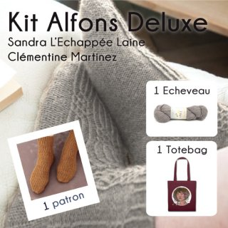 Kit Chaussettes Alfons Scaffel Pike Deluxe 2 - Madlaine