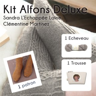 Kit Chaussettes Alfons Scaffel Pike Deluxe 3 - Madlaine