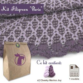 Kit Châle Filigreen Paris - Madlaine