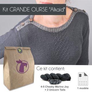 Kit Pullover Grande Ourse Alkaid 36-42 - Madlaine