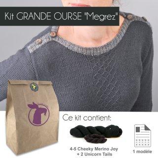 Kit Pullover Grande Ourse Megrez 36-42 - Madlaine