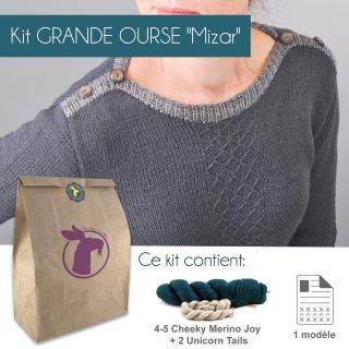 Kit Pullover Grande Ourse Mizar 44-52 - Madlaine