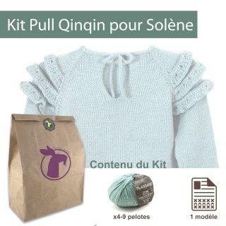 Kit Pullover Qinqin Solene 18-24mois - Madlaine