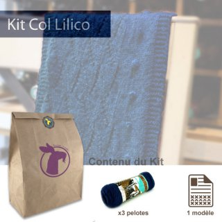 Kit Col Lilico Marine - Madlaine