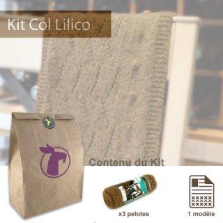 Kit Col Lilico Caramel - Madlaine