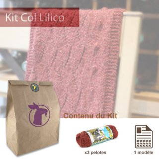 Kit Col Lilico Gryffondor - Madlaine