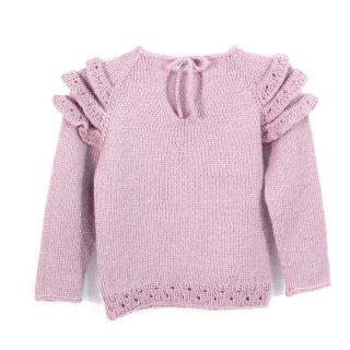Kit Pullover Qinqin Emelyne 6-12mois - Madlaine