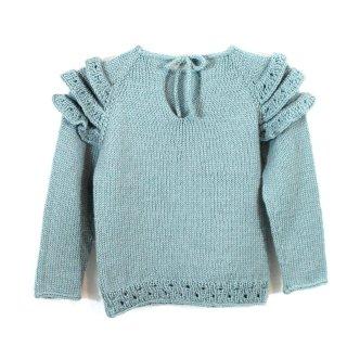 Kit Pullover Qinqin Solene 4 ans - Madlaine
