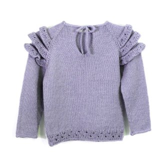 Kit Pullover Qinqin Colette 8 ans - Madlaine