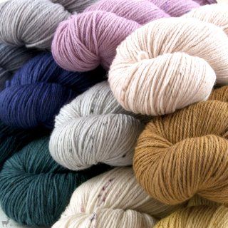 Laine TOT Rosy Sport - Tôt Le Matin Yarns