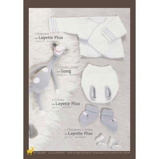 Pantalon bébé Modèle culotte 94-08