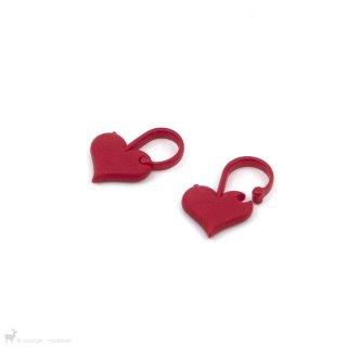 Petit matériel Anneau marqueur cœur