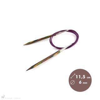 Aiguilles circulaires 120cm Symfonie 6mm - KnitPro