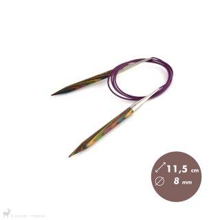 Aiguilles circulaires 120cm Symfonie 8mm - KnitPro