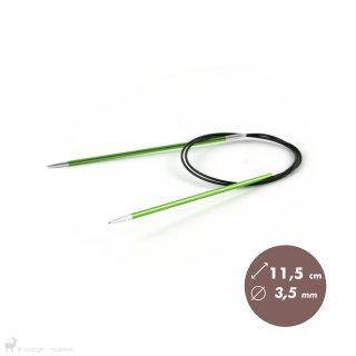 Aiguilles circulaires fixes 80cm Zing 3,5mm