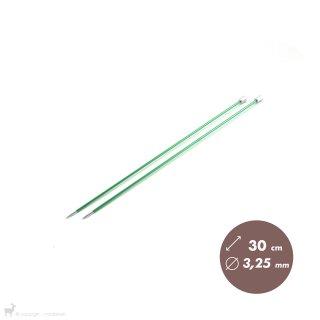 Aiguilles Zing KnitPro 30cm/3,25mm