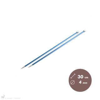 Aiguilles Zing KnitPro 30cm/4mm