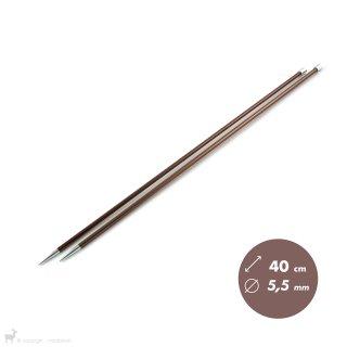 Aiguilles Zing KnitPro 40cm/5,5mm