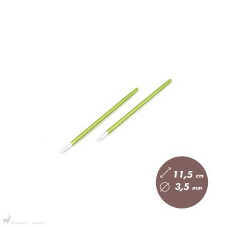 Embouts aiguilles circulaires Zing 3,5mm