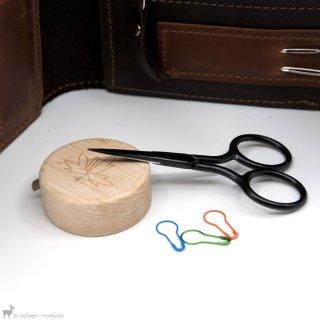 Petit matériel Thread And Maple Mètre ruban en bois d'érable