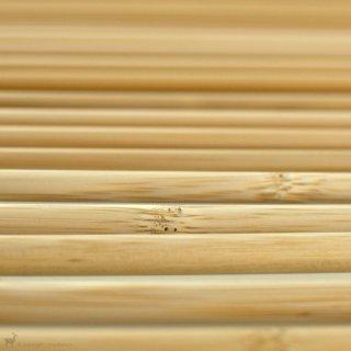 Aiguilles droites Aiguilles Bambou Clover 33cm / 2mm