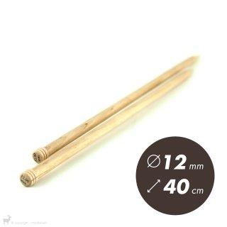 Aiguilles Basix KnitPro 40cm / 12mm